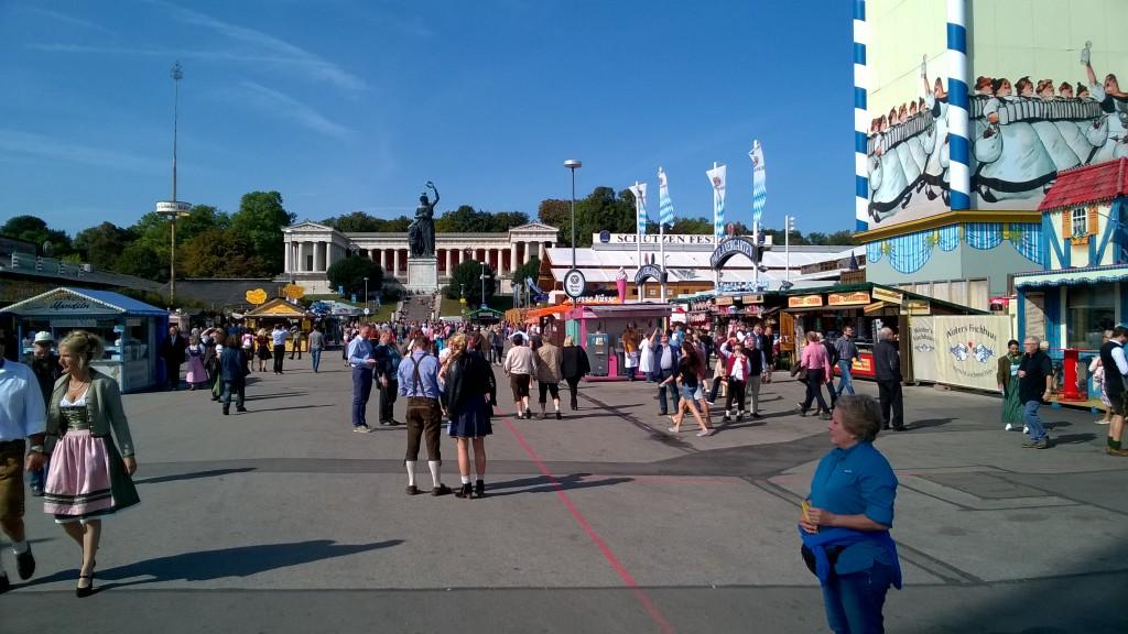 Munich Oktoberfest 2016