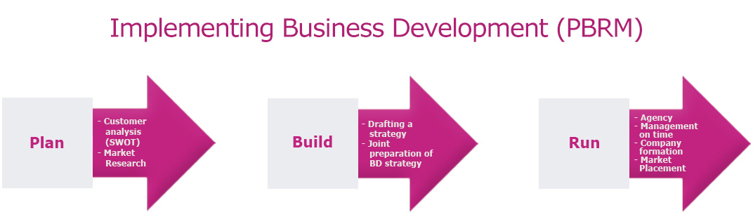 Strategic Business Development : Effective business development strategies to get started