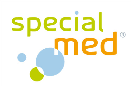 Logo of Specialmed GmbH.